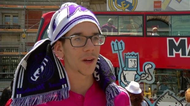 Los fans del Real Madrid reclaman el Balón de Oro para Cristiano