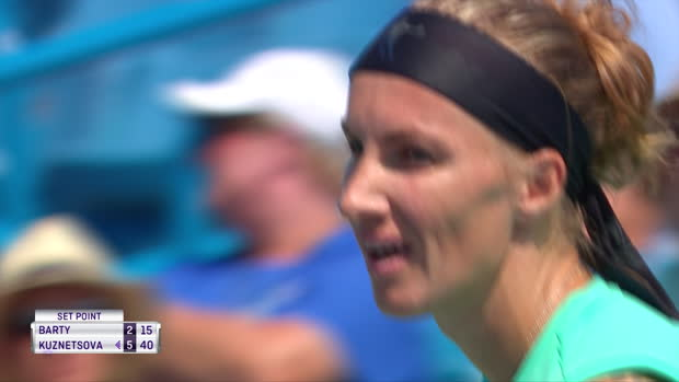"Tennis : Cincinnati - ""Kuznet"" et sans bavure"