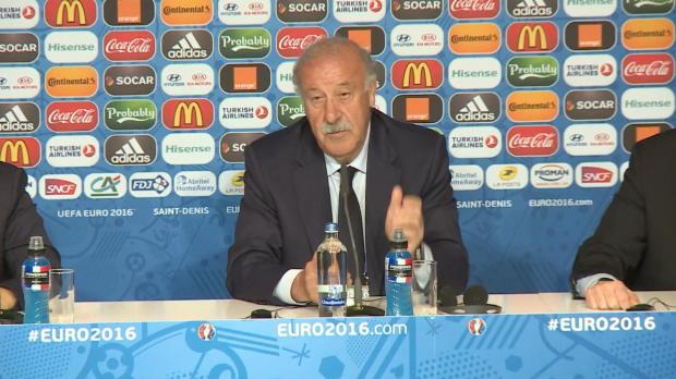 """Del Bosque: """"Deutschland hat dominiert, aber…"""""""