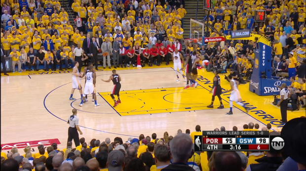Move of the Night: Draymond Green