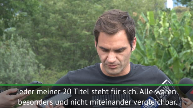 "Australian Open: Federer: ""War harte Arbeit"""