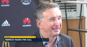 Ernie Merrick discusses his decision to stand down as Head Coach of the Wellington Phoenix.