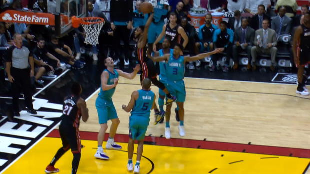 Dunk of the Night: Derrick Jones Jr.