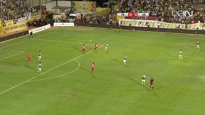 Turquie : Fenerbahçe 0-0 Galatasaray (3-2 tab)