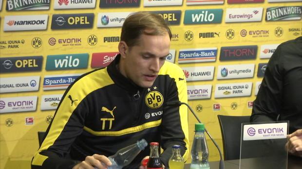 """Tuchel zu Reus: """"Sehr, sehr eindrucksvoll"""""""