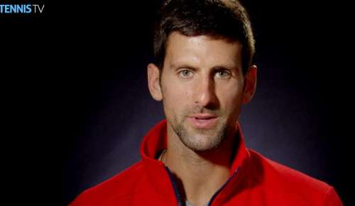 Djokovic Interview: ATP Rome Preview
