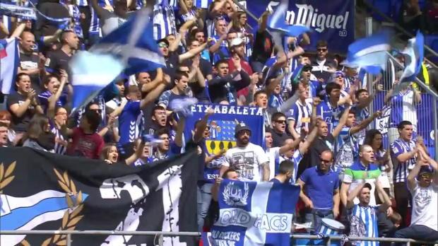 Eibar - Deportivo Alaves