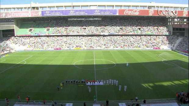 Liga : Cordoba 1-1 Celta Vigo