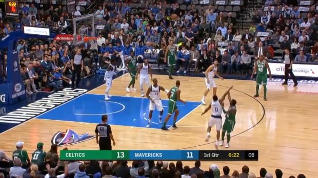 Rückblick: Mavericks - Celtics