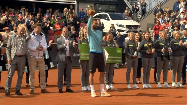 L1 : ATP - Bastad - Paire gagne son premier titre