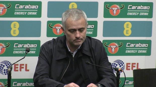 EFL-Cup: Mourinho will Zlatan nicht anbetteln