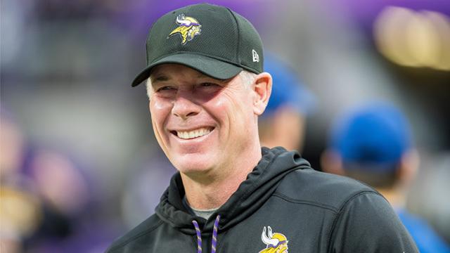Ian Rapoport: Minnesota Vikings Offensive Coordinator Pat Shurmur will be the Giants' next Head Coach