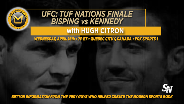 UFC: TUF Nations Finale