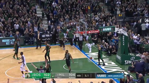 WSC: Check out this play by Giannis Antetokounmpo!