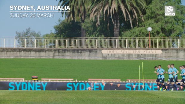 FFA TV | Luongo backing Socceroos to rebound