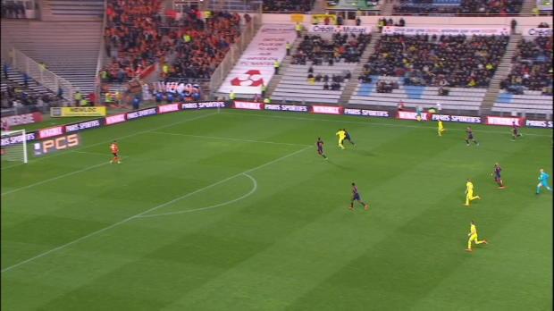 Ligue 1 Round 26: Nantes 2-1 Lorient
