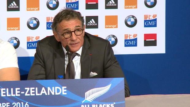 XV de France - Novès - 'Les joueurs ont été à la hauteur'