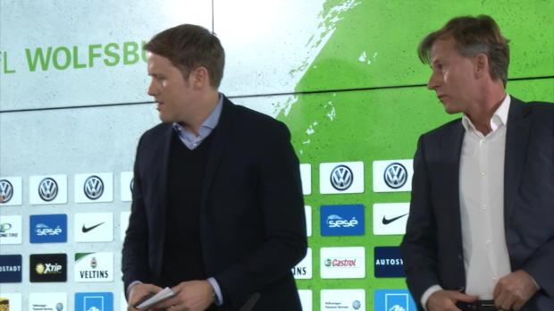 Wolfsburg entlässt Jonker und holt Schmidt