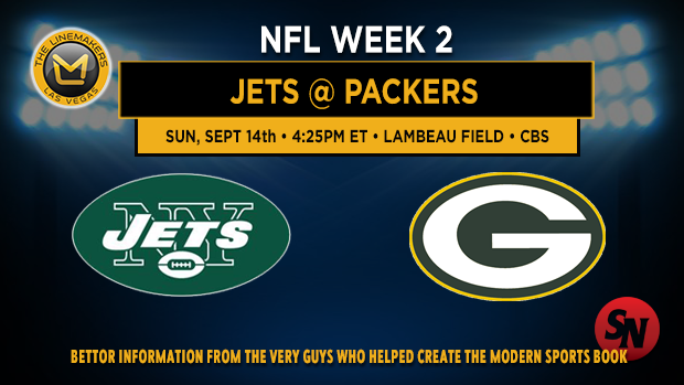 New York Jets @ Green Bay Packers