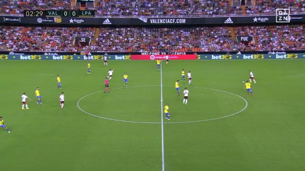 FC Valencia - UD Las Palmas