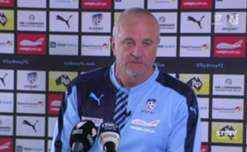 Hear what Sydney FC Head Coach Graham Arnold had to say ahead of the Sky Blues big game with Central Coast Mariners tomorrow night.