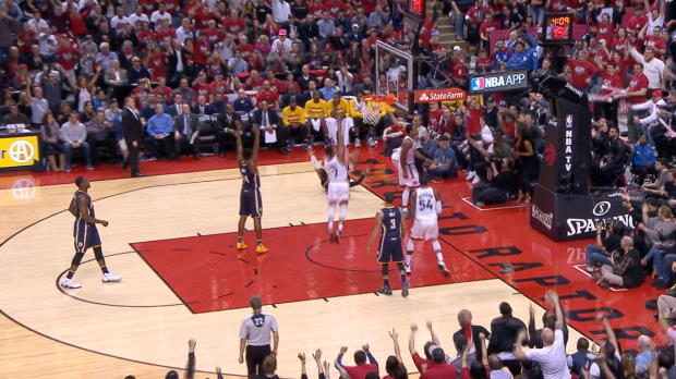 And-1 of the Night: DeMar DeRozan
