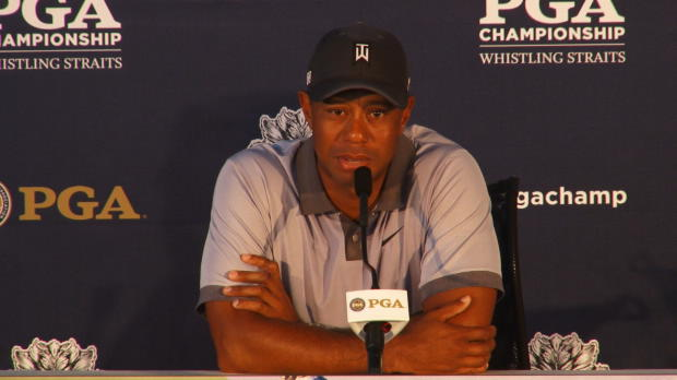 Tiger unconcerned by world ranking