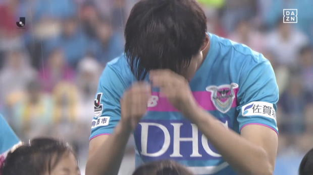 J League: Sagan Tosu - Urawa Reds