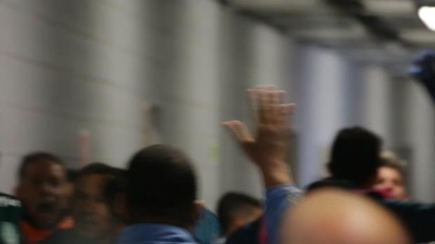 Copa Libertadores: Prügeleien im Kabinengang