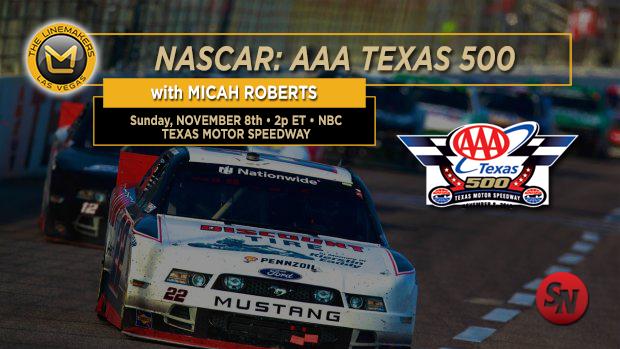 Nascar AAA Texas 500