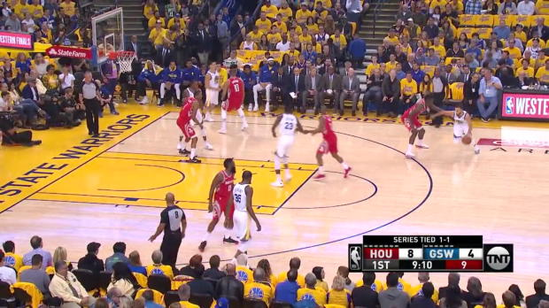 WSC: Stephen Curry (35 points) Highlights vs. Houston Rockets