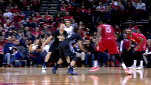 Basket : NBA - Rockets - Harden donne le tournis à Rubio