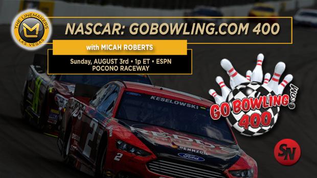NASCAR: GoBowling 400