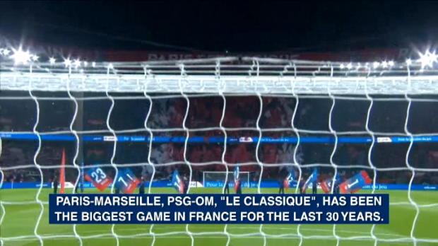 كرة قدم: الدوري الفرنسي: مرسيليا – باريس سان جرمان.. موقعة كرويّة ساخنة