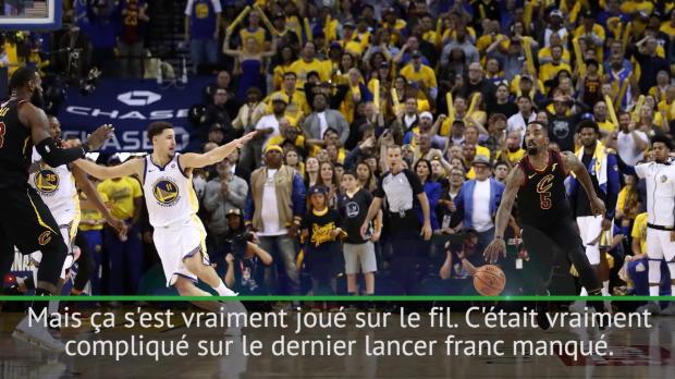 """Basket : Finales - Curry - """"L'important, c'est de gagner même sur le fil"""""""