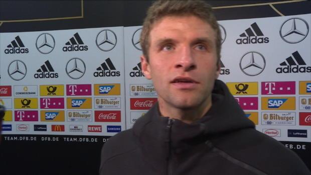 Müller zu WM-Aus: Keine Lust auf Rückschauen
