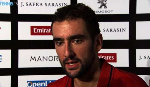 Cilic Interview: ATP Basel QF