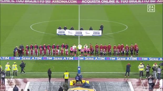 AS Rom - Cagliari
