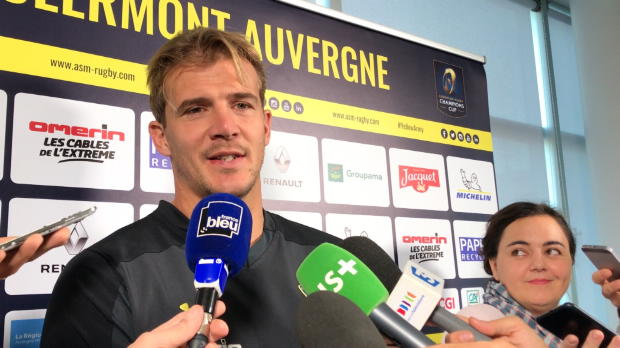 Top 14 - 9e j. : Rougerie : ''Cotter? un merci éternel'