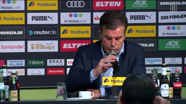 """Hecking über Trainer-Diskussionen: """"Erbärmlich"""""""