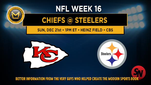 Kansas City Chiefs @ Pittsburgh Steelers
