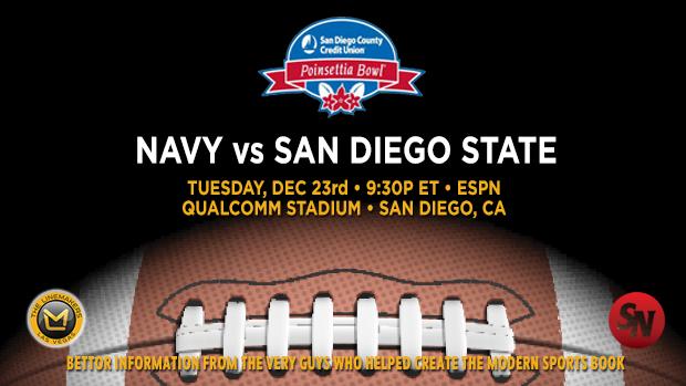 Navy vs. San Diego State