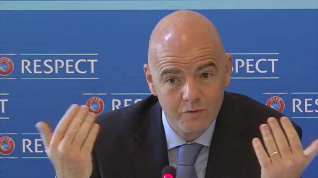 "UEFA: Infantino: ""FFP ein großer Erfolg!"""