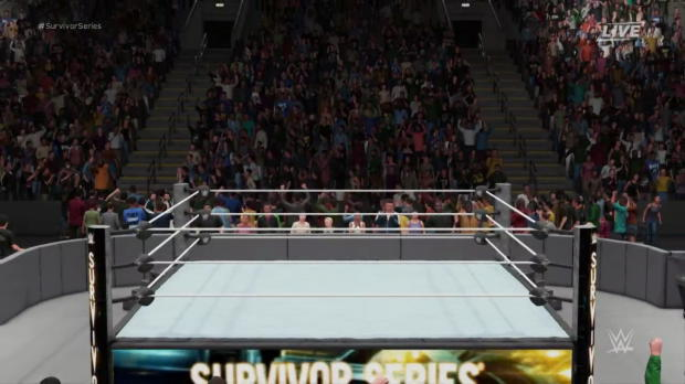 WWE 2K18 reimagines The Shield's classic entrance
