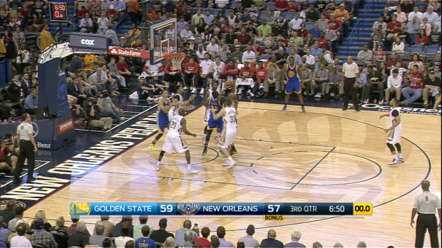 Block of the Night: Anthony Davis
