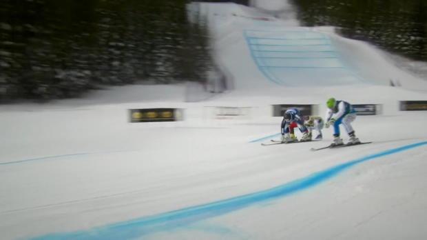 Ski Cross: Wie wird man zum WM-Champion?