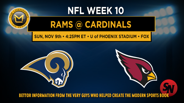 St. Louis Rams @ Arizona Cardinals
