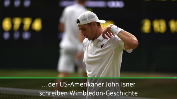 Wimbledon: Andersons historischer Halbfinal-Sieg