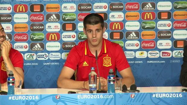 """Morata: """"Habe mich bei Juventus verbessert!"""""""