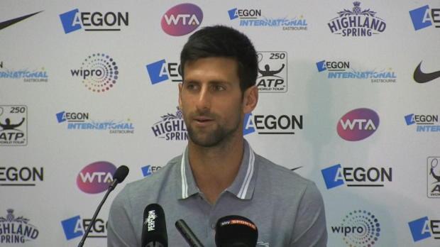 Djokovic: Ich weiß, dass ich nicht in Form bin